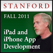 Free Online iOS Development Class from Stanford
